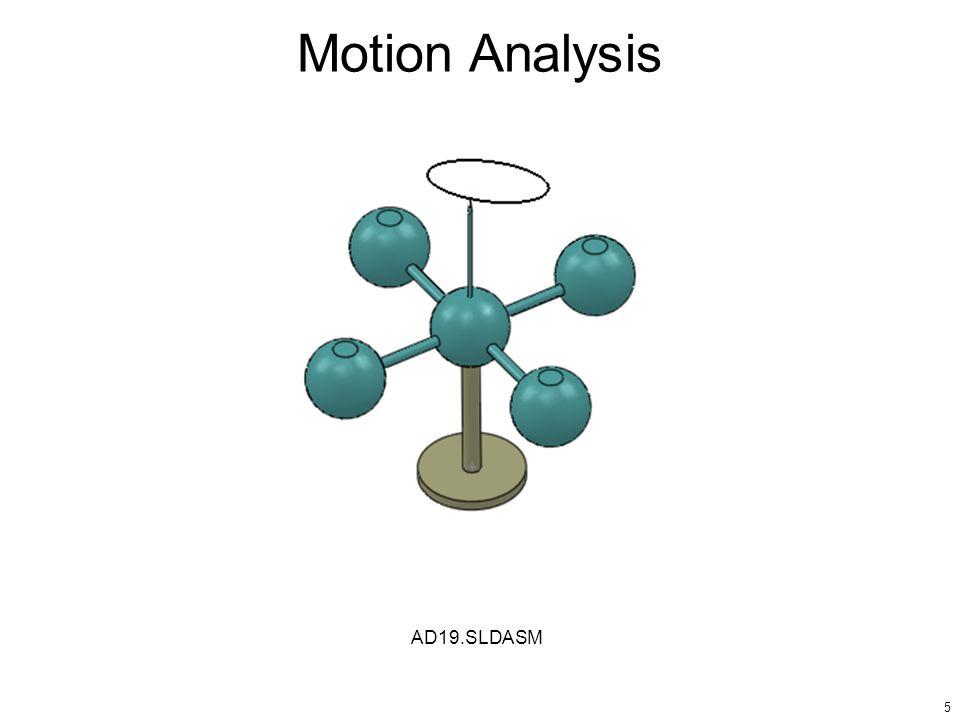 5 Motion Analysis AD19.SLDASM