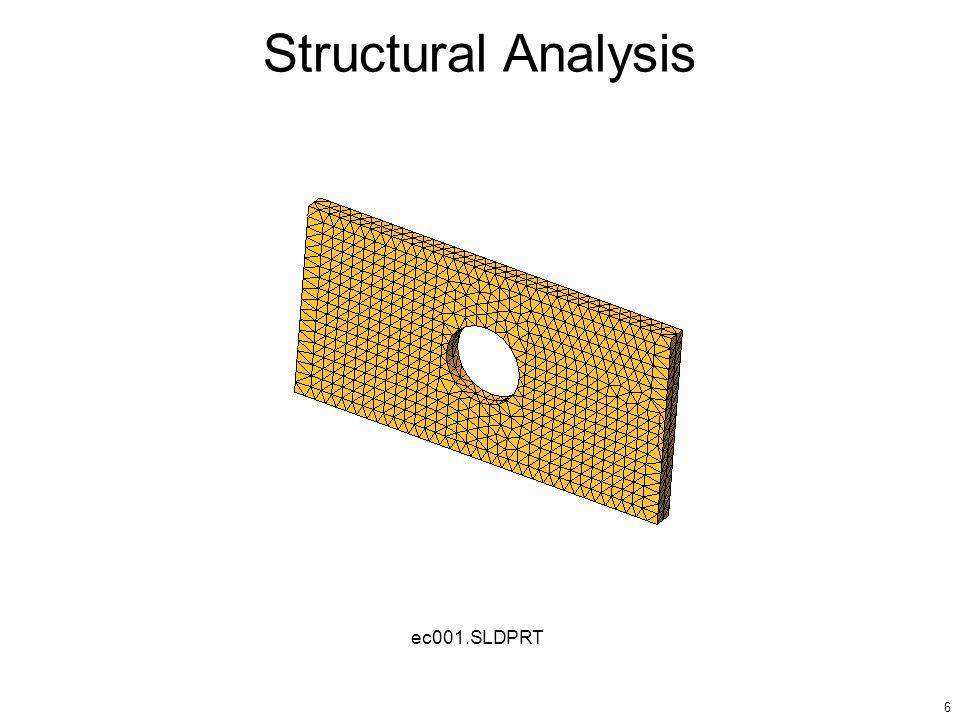 6 Structural Analysis ec001.SLDPRT