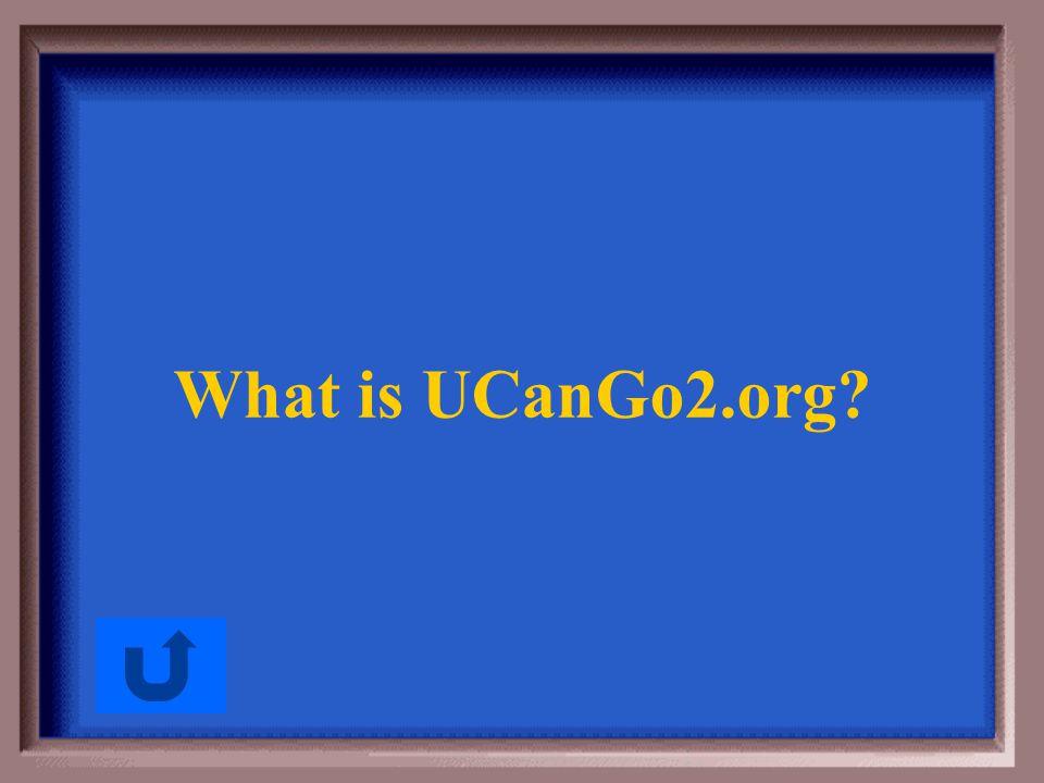 What is UCanGo2.org