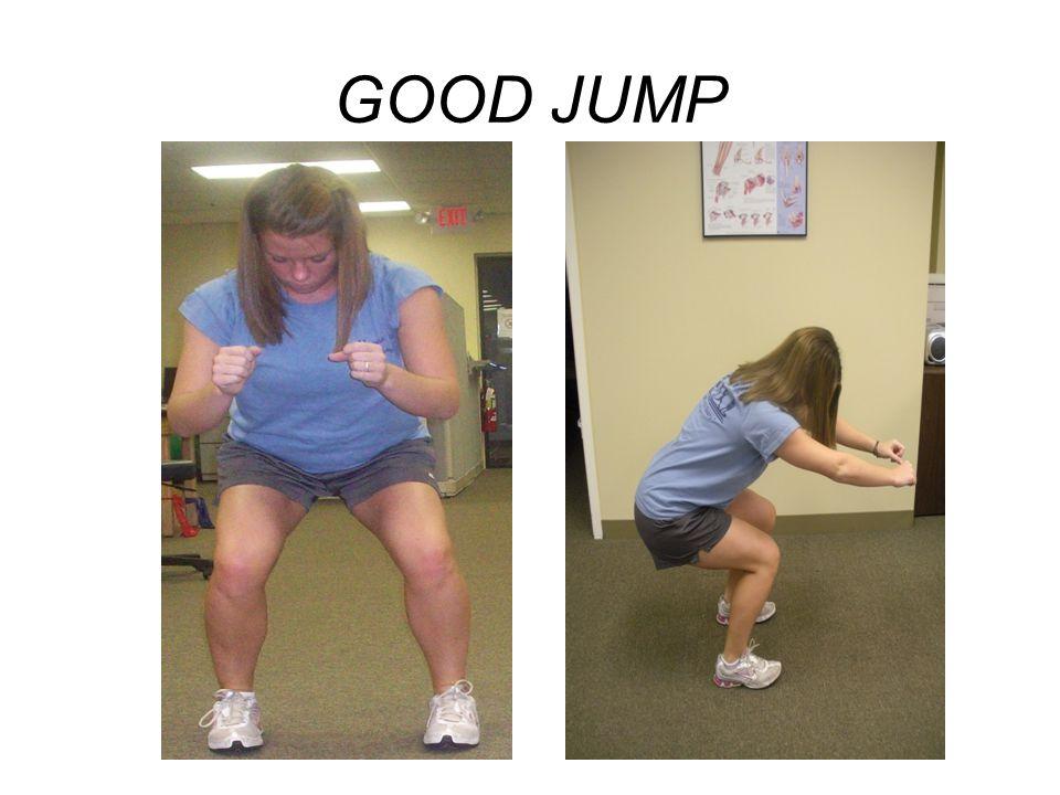 GOOD JUMP