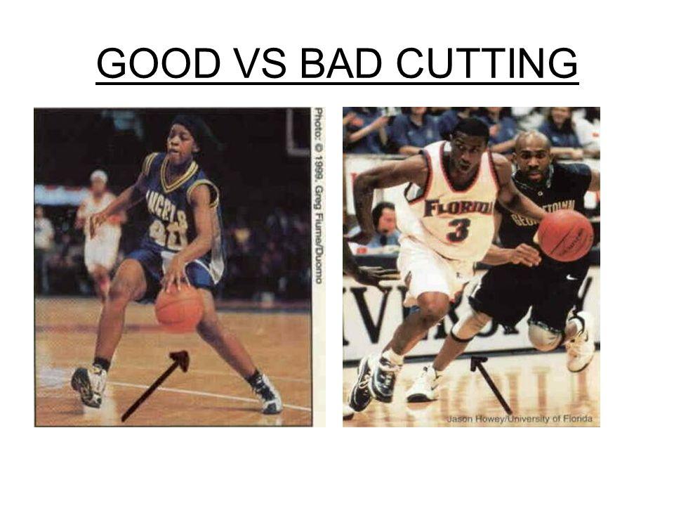 GOOD VS BAD CUTTING