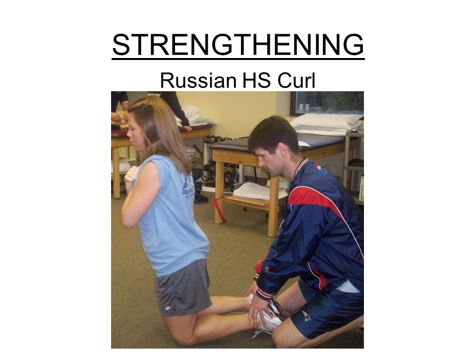 STRENGTHENING Russian HS Curl