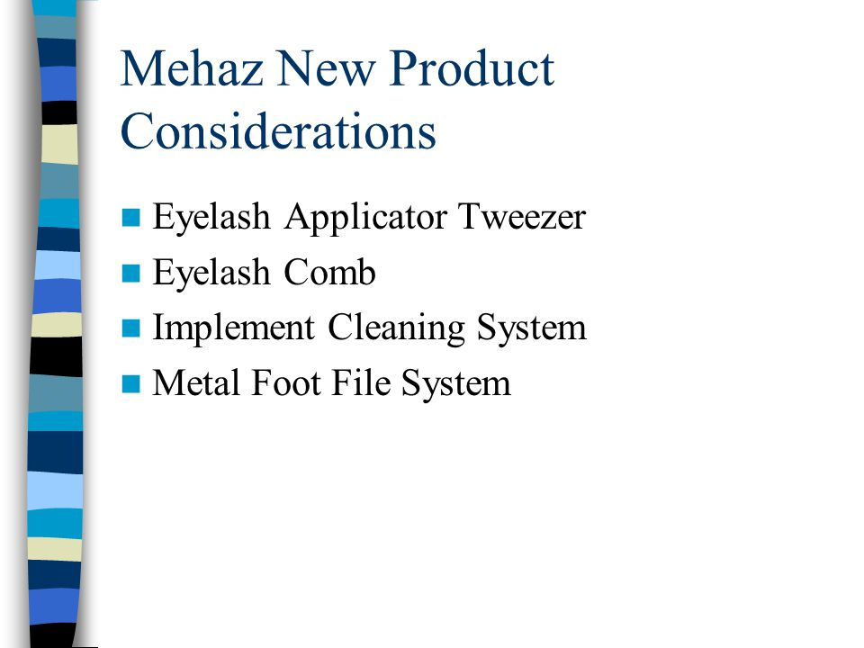 Mehaz New Product Considerations Eyelash Applicator Tweezer Eyelash Comb Implement Cleaning System Metal Foot File System