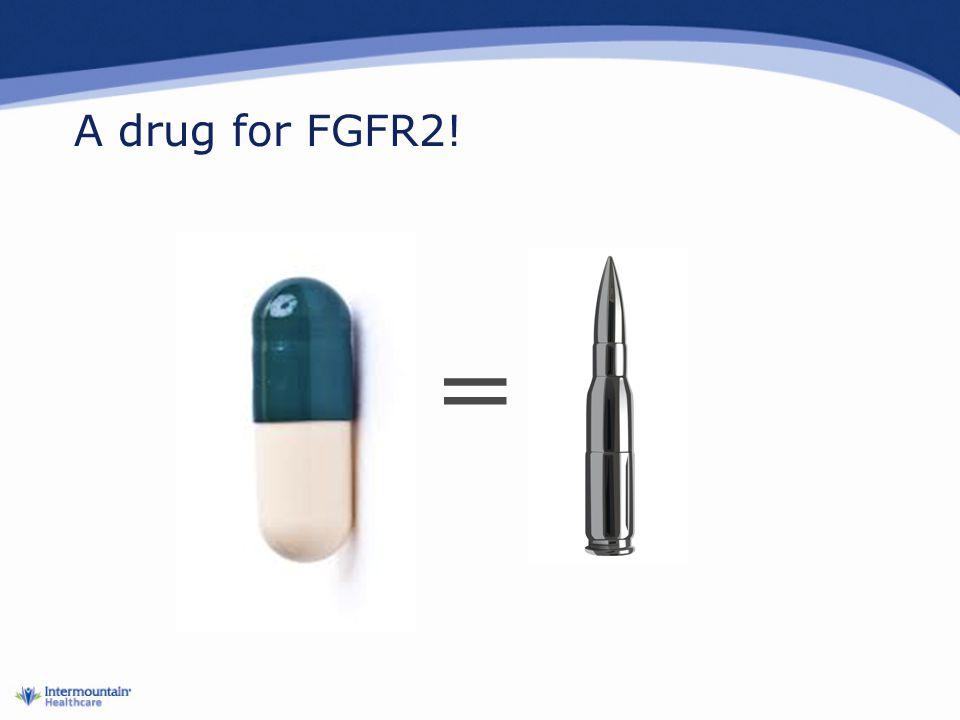 A drug for FGFR2! =
