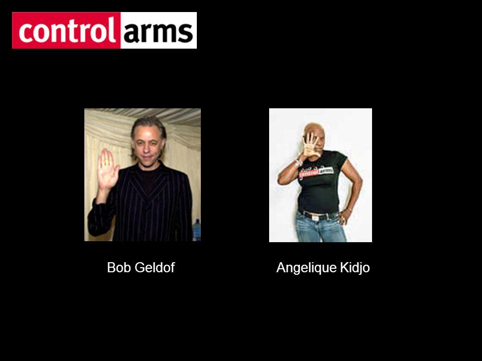 Bob GeldofAngelique Kidjo