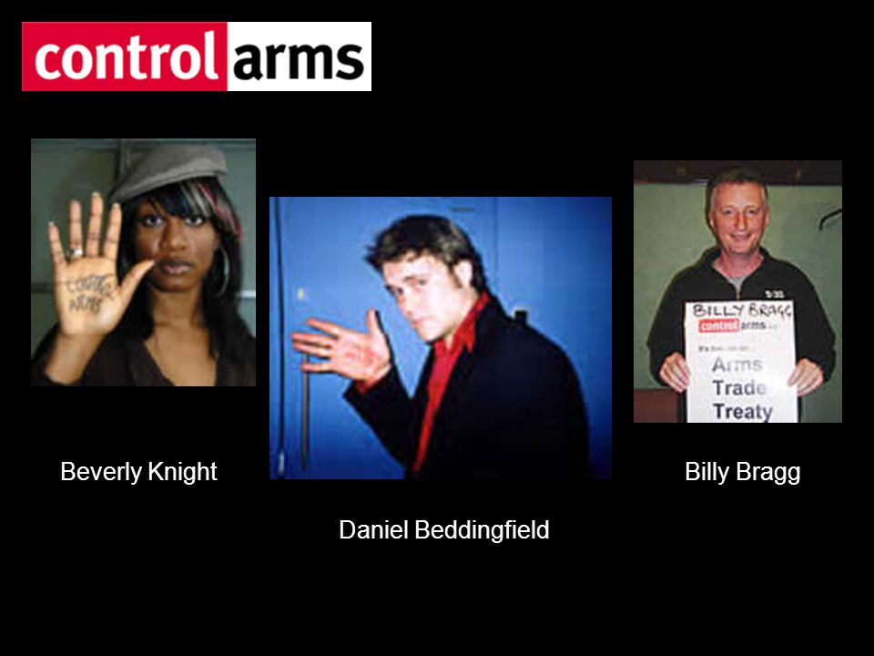 Daniel Beddingfield Billy BraggBeverly Knight