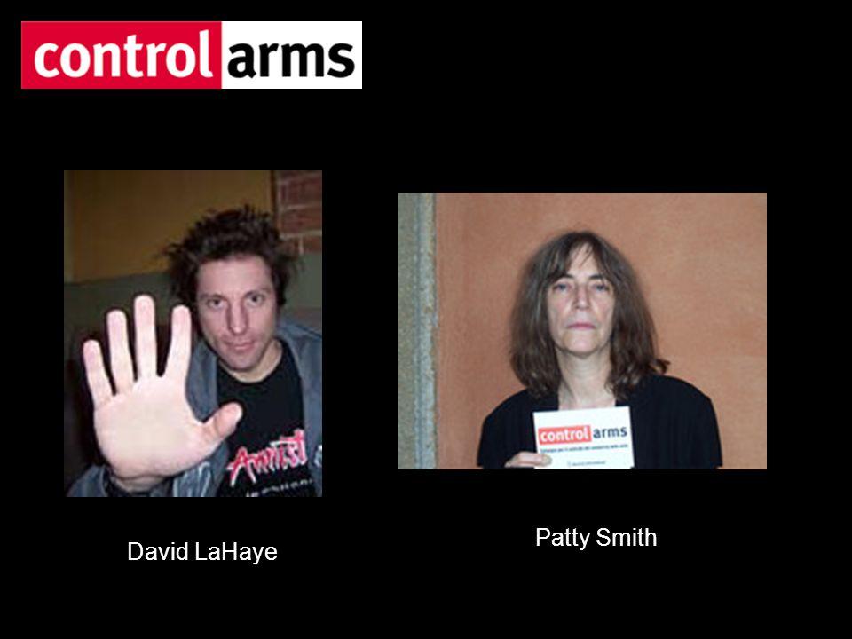 David LaHaye Patty Smith