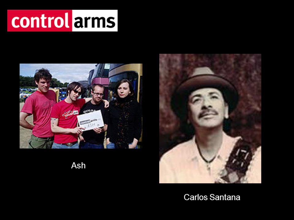 Ash Carlos Santana