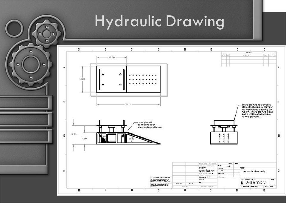 Hydraulic Drawing