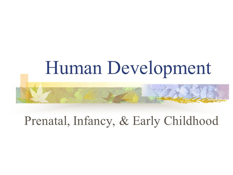 Maturation- developmental changes that are biologically programmed rather than learned Walking- all humans learn it but sometimes when we learn it depends on culture Head size decreases in proportion to body size as one gets older In first 3 mo babies' body weight & brain size doubles Developmental Norms- average age at which children perform various tasks