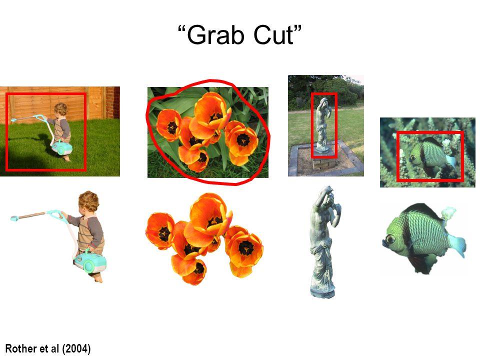 Grab Cut Rother et al (2004)