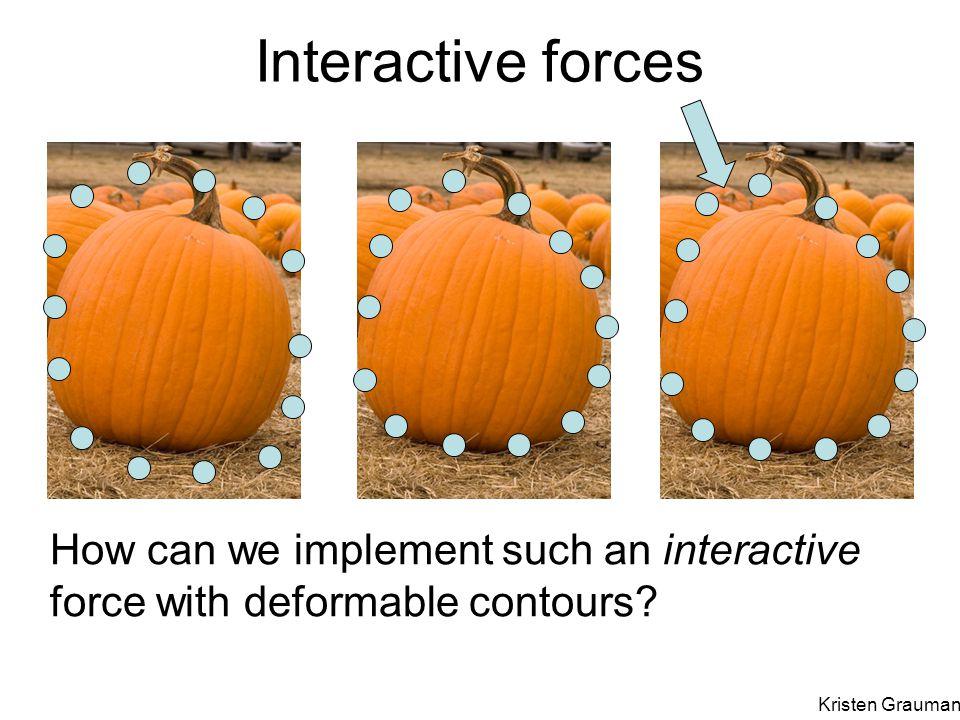 Graph cuts for interactive segmentation Boykov and Jolly (2001)