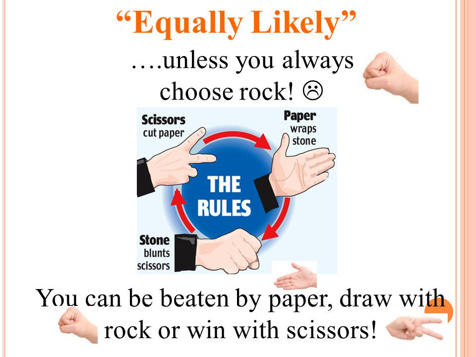 Games of Chance: Jan-Ken-Pon (Rock, Paper, Scisors) Rock, paper, scissors is thought to have originated from Asia.