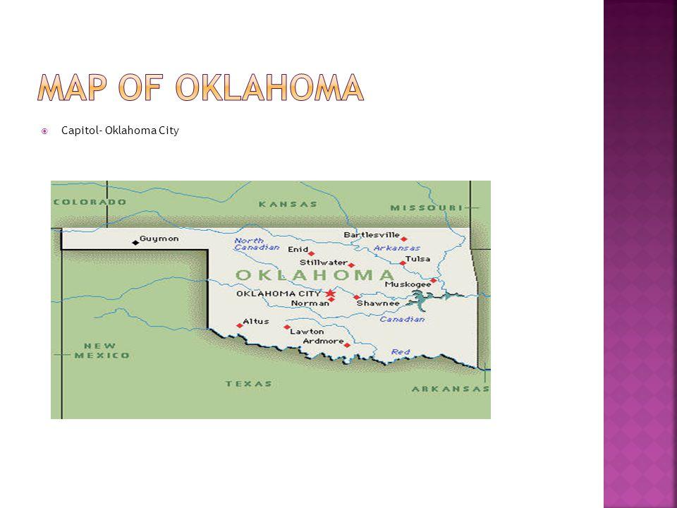  Capitol- Oklahoma City