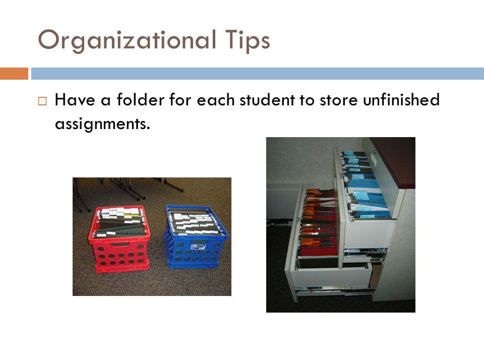 Classroom Management  Talk with your partner and make sure you have the same expectations for your students.