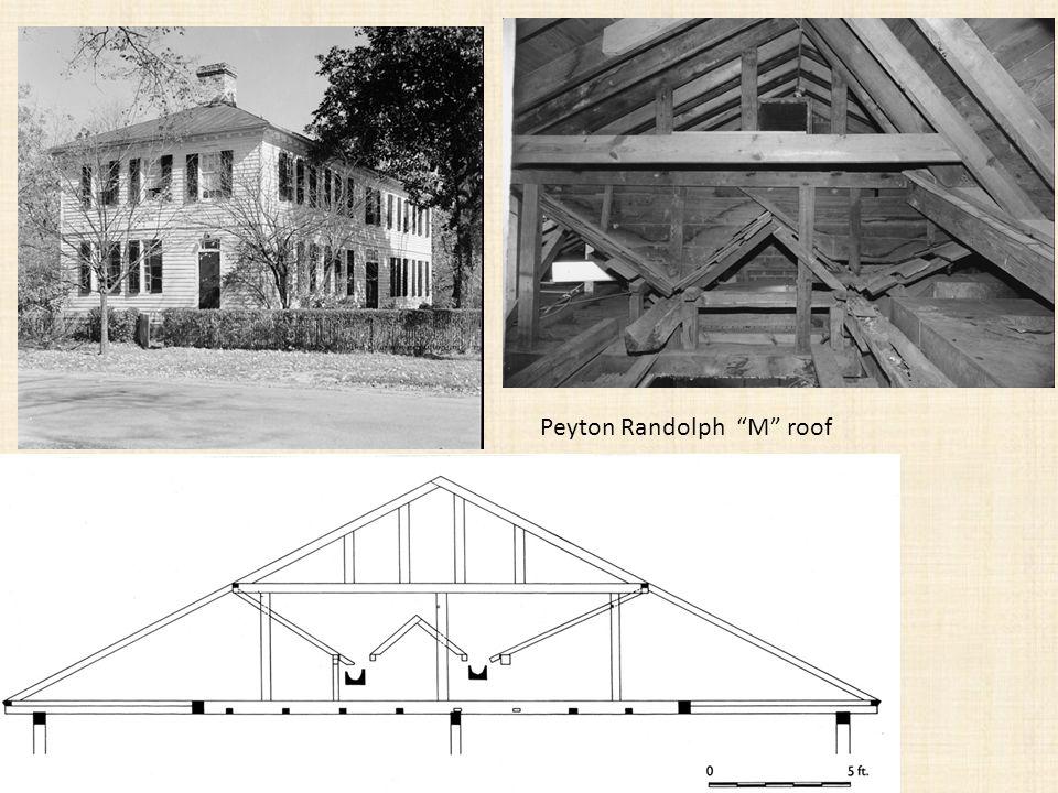 Peyton Randolph M roof