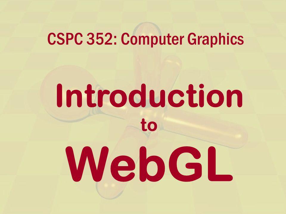 Interactive Computer GraphicsChapter 3 - 2