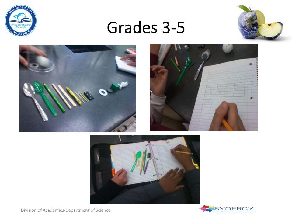 Grades 3-5