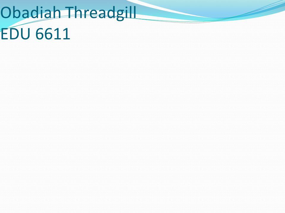 Basketball PowerPoint Obadiah Threadgill EDU 6611