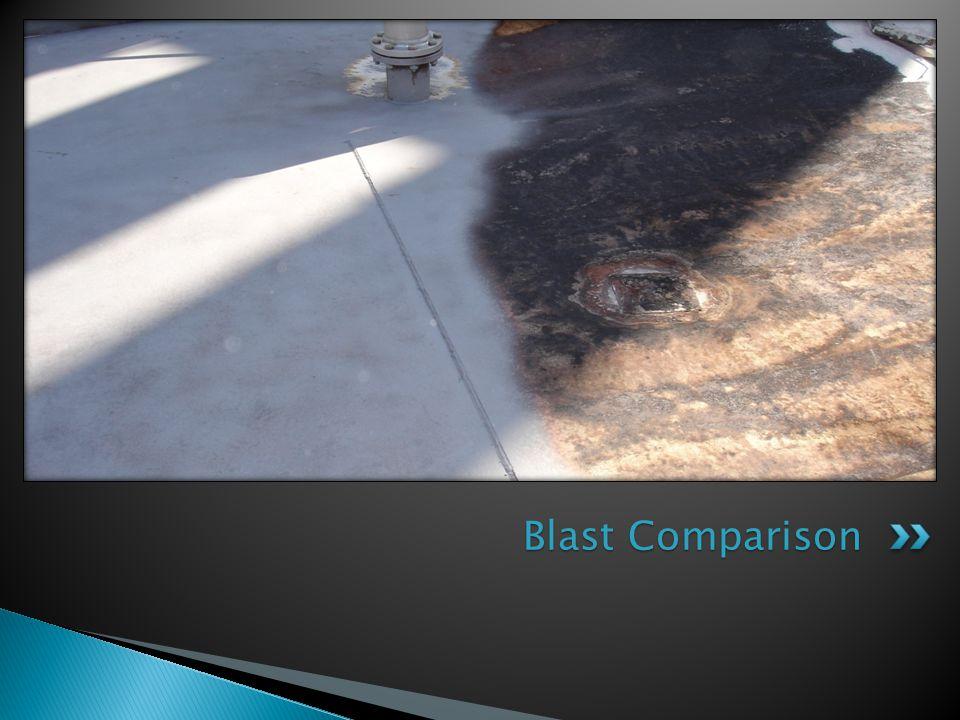 Blast Comparison