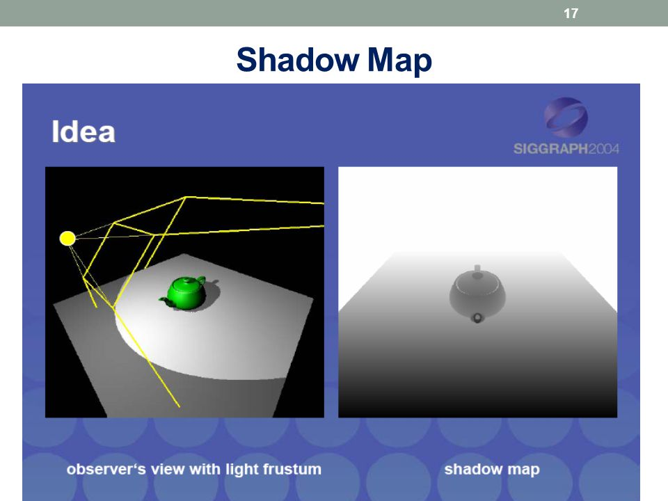 Shadow Map 17