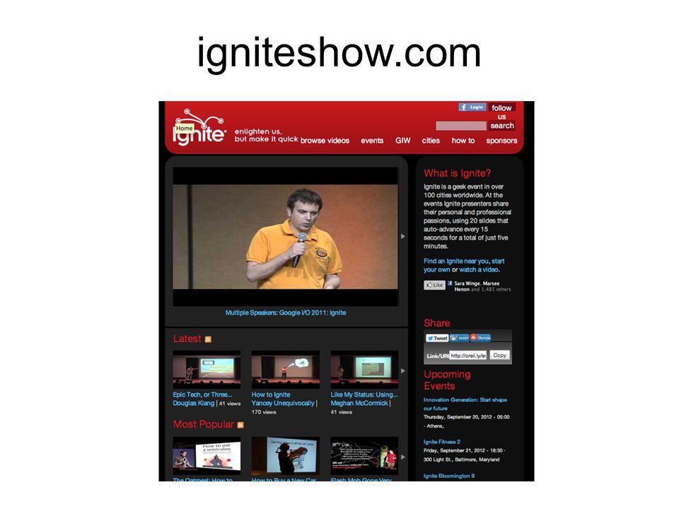 igniteshow.com
