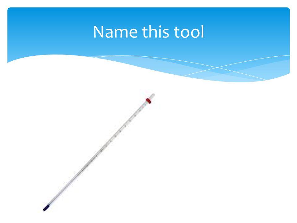 Name this tool