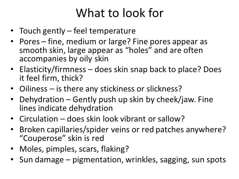 couperose skin (redness, broken capillaries)