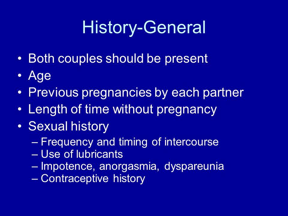 Serum T, FSH, PRL levels Semen analysis Testicular biopsy Sperm penetration assay (SPA)