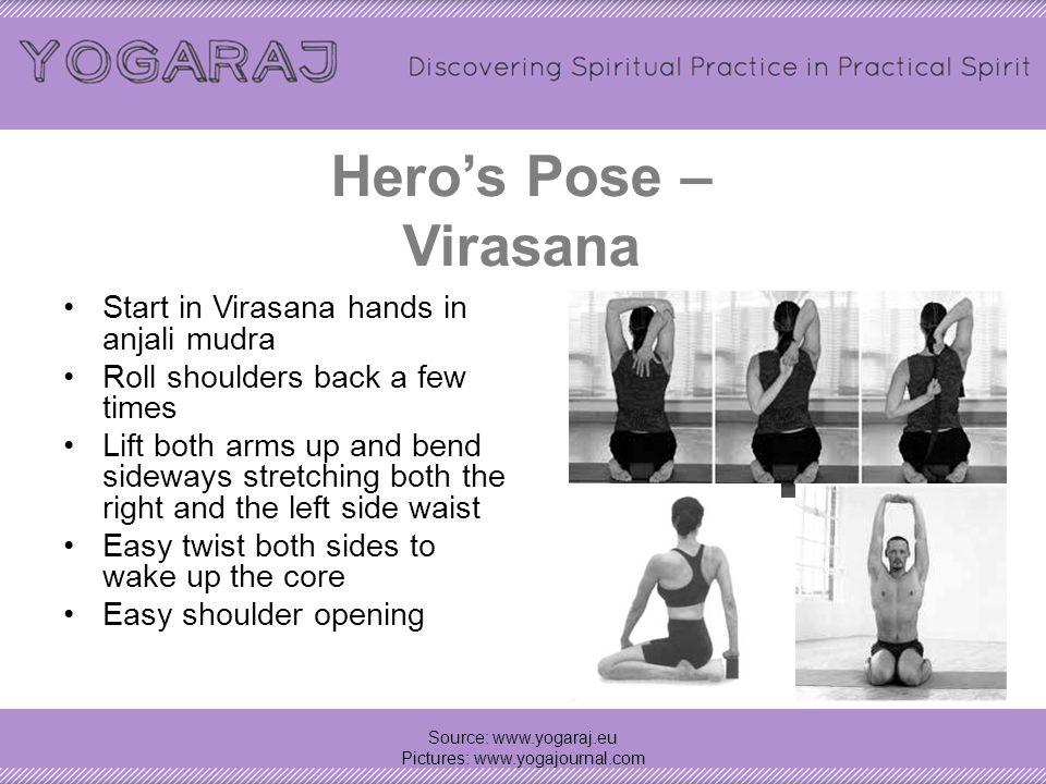 Reverse Warrior – Viparita Virabhadrasana Source: www.yogaraj.eu Pictures: www.yogajournal.com Side 2