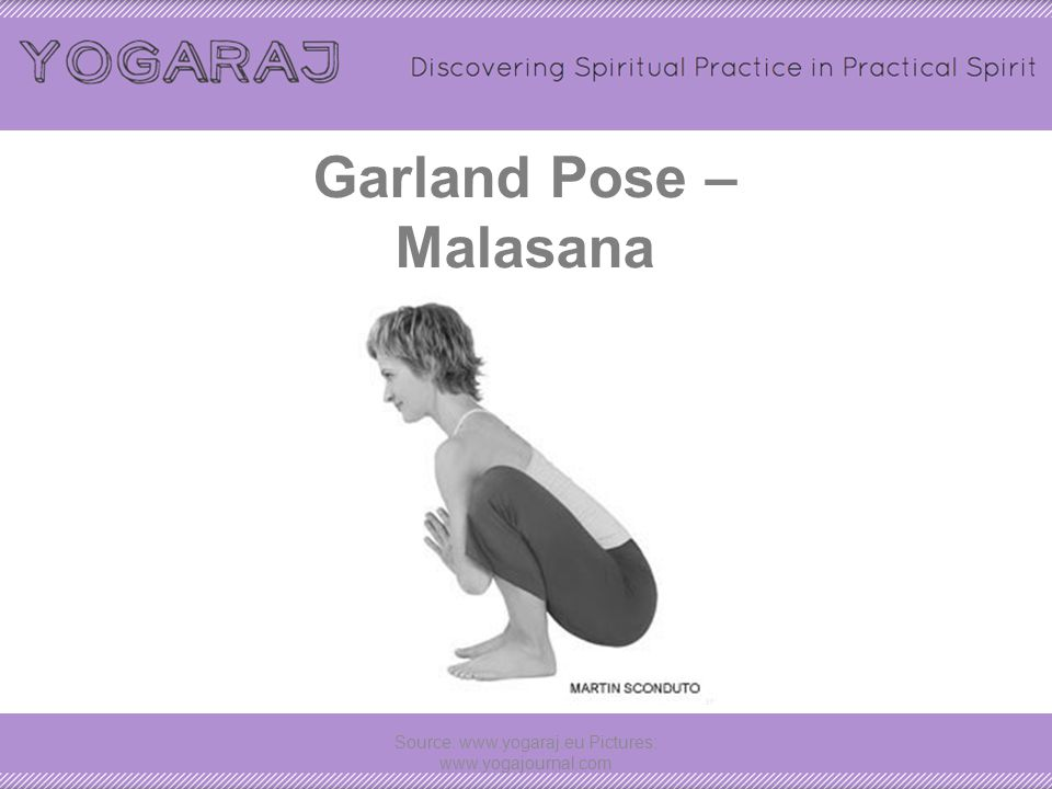 Spidey Pose – Skandasana Source: www.yogaraj.eu Pictures: www.yogajournal.com Inhale come to the middle Exhale and stretch your inner groin muscles an