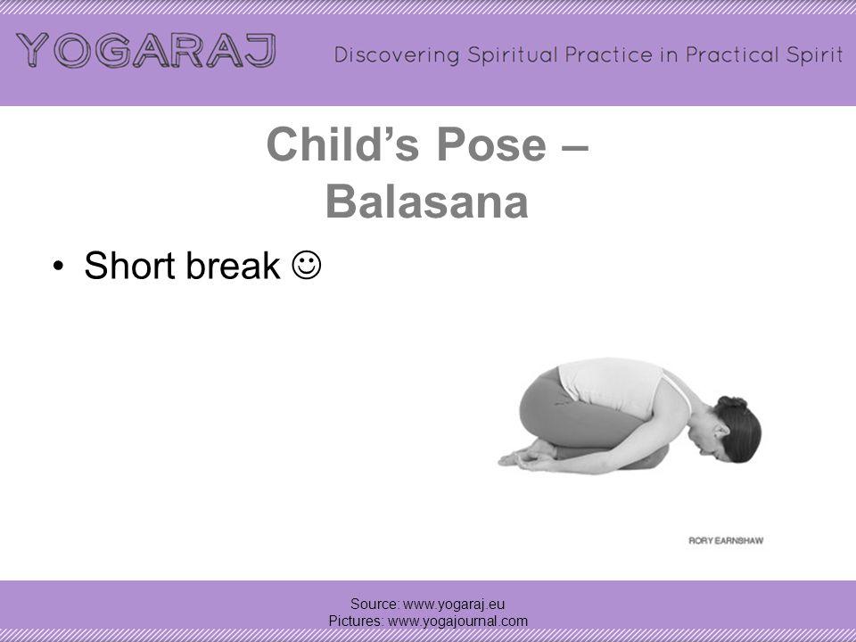 Supported Headstand/Headstand/Rabbit Pose – Salamba Sirsasana/sirsasana/Sasangasana Source: www.yogaraj.eu Pictures: www.yogajournal.com Beginner vari