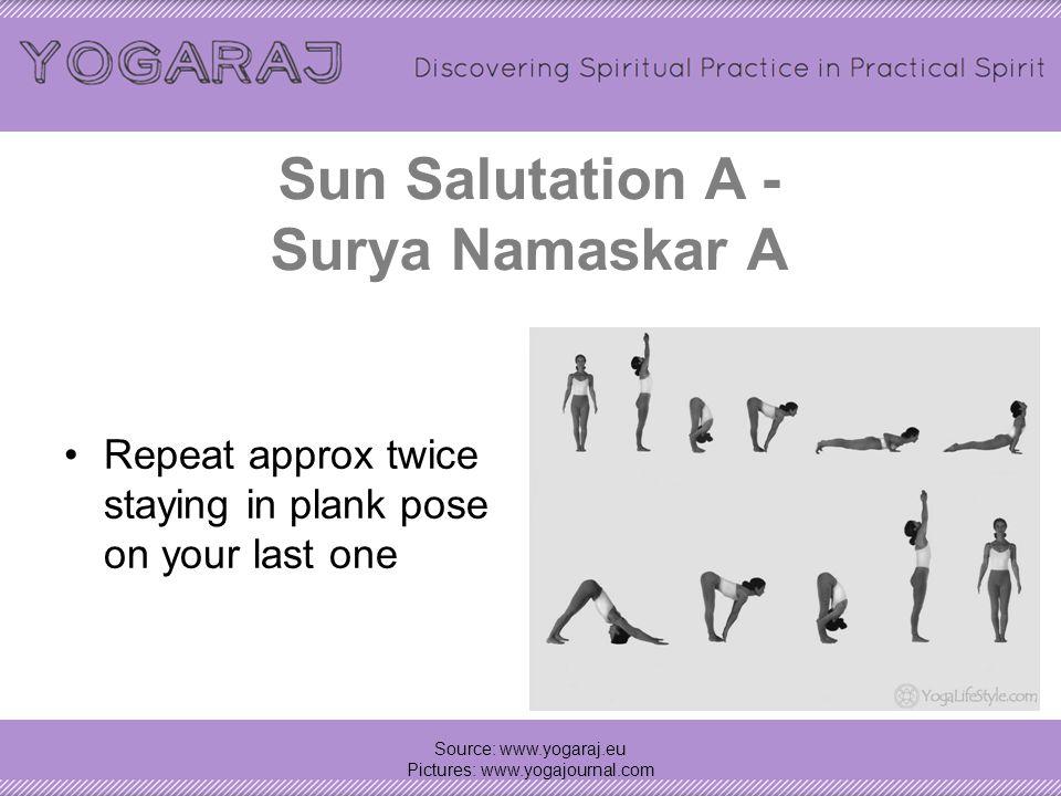 Simple cross-legged pose – sukhasana Source: www.yogaraj.eu Pictures: www.yogajournal.com