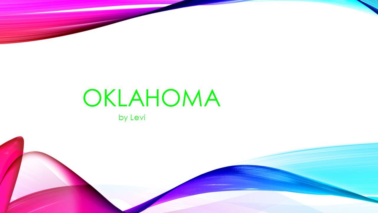 OKLAHOMA by Levi