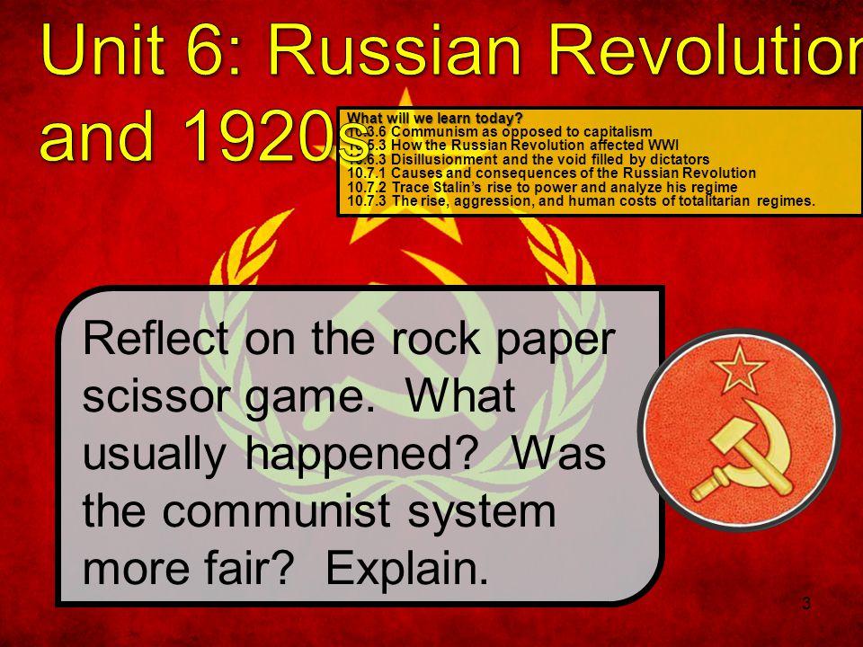 Paper Clip Game Communist Version
