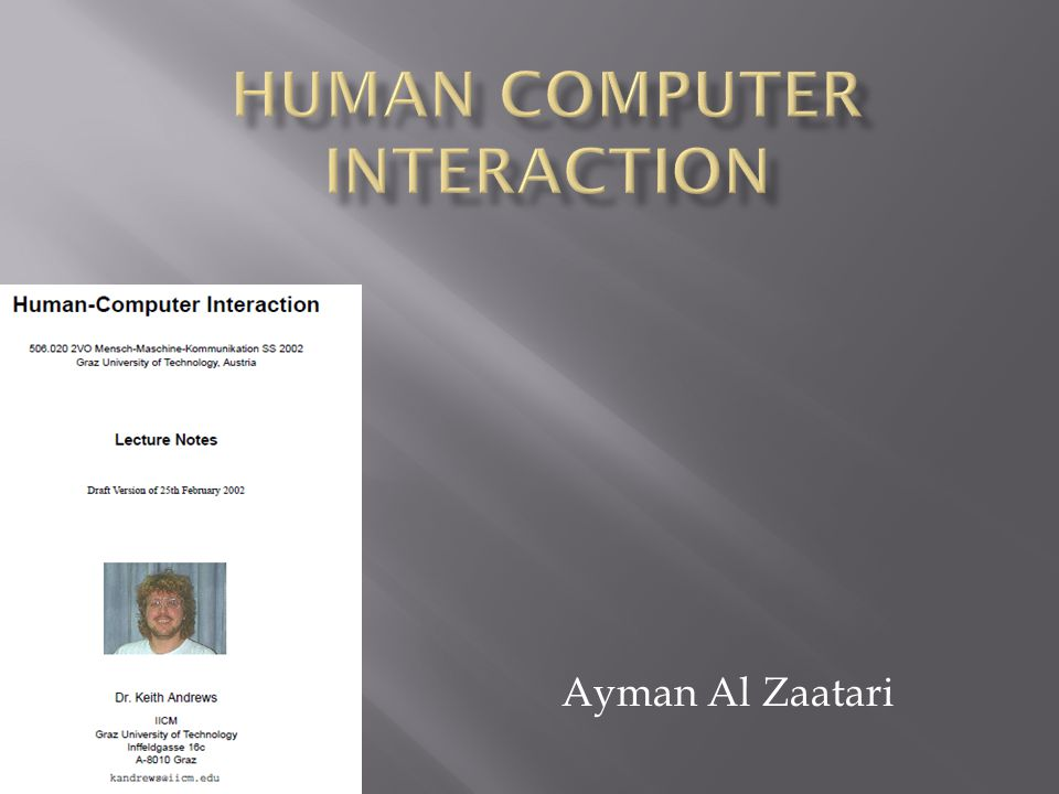  Human computer interaction basically is a discipline concerned with the design of interactive computing systems, along with the evaluation and implementation of the system.