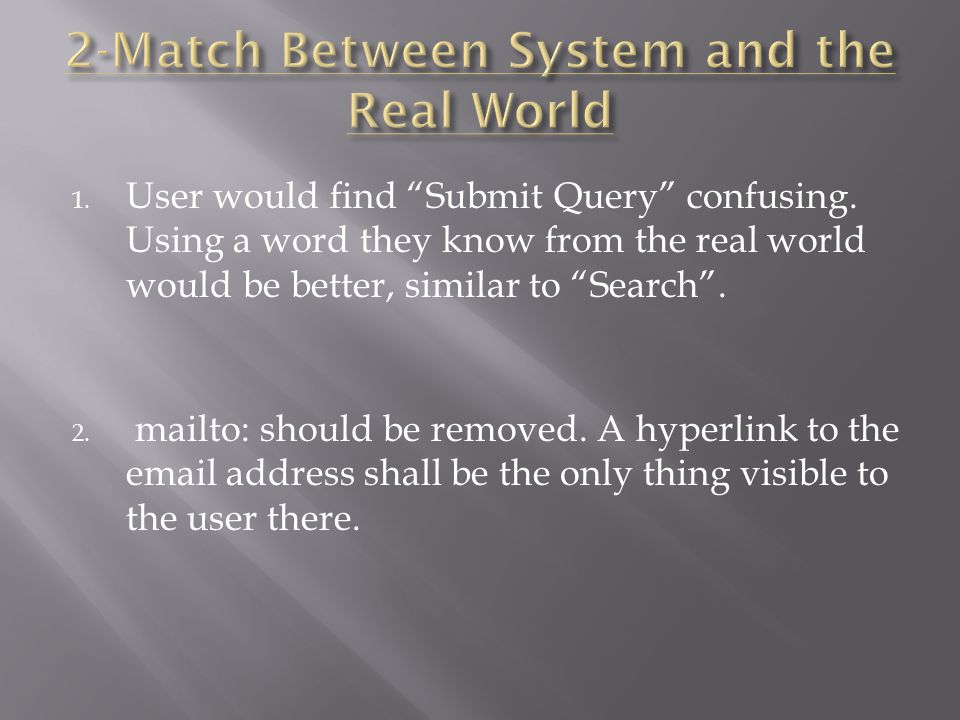  Perhaps, good interface design is the key attribute for the success of any product.