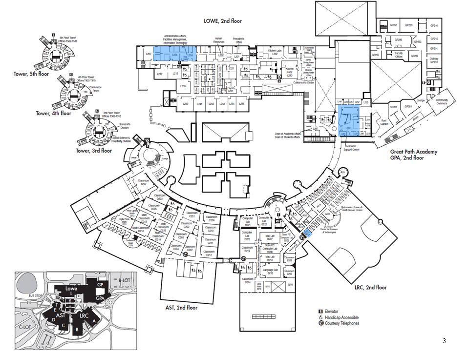Gnallhttp://www.mcc.commnet.edu/about/directions.php4 IT Help Desk (L204), Tutoring (L282)