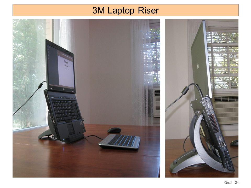 Gnall34 3M Laptop Riser