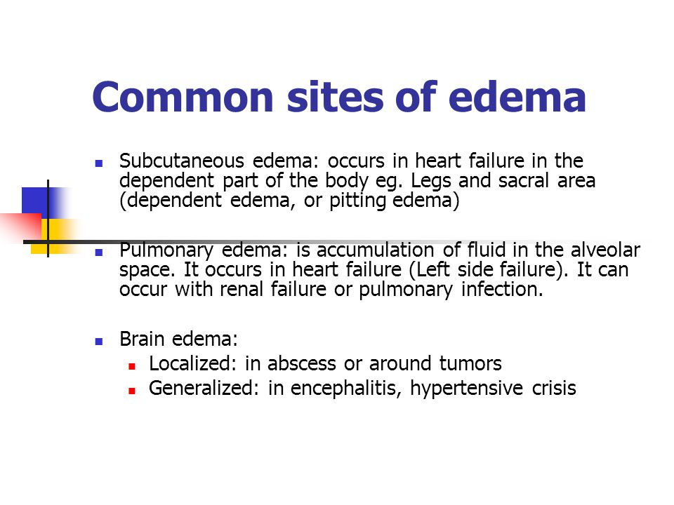 Hyperemia and Congestion It is local increase in the volume of blood in tissues.