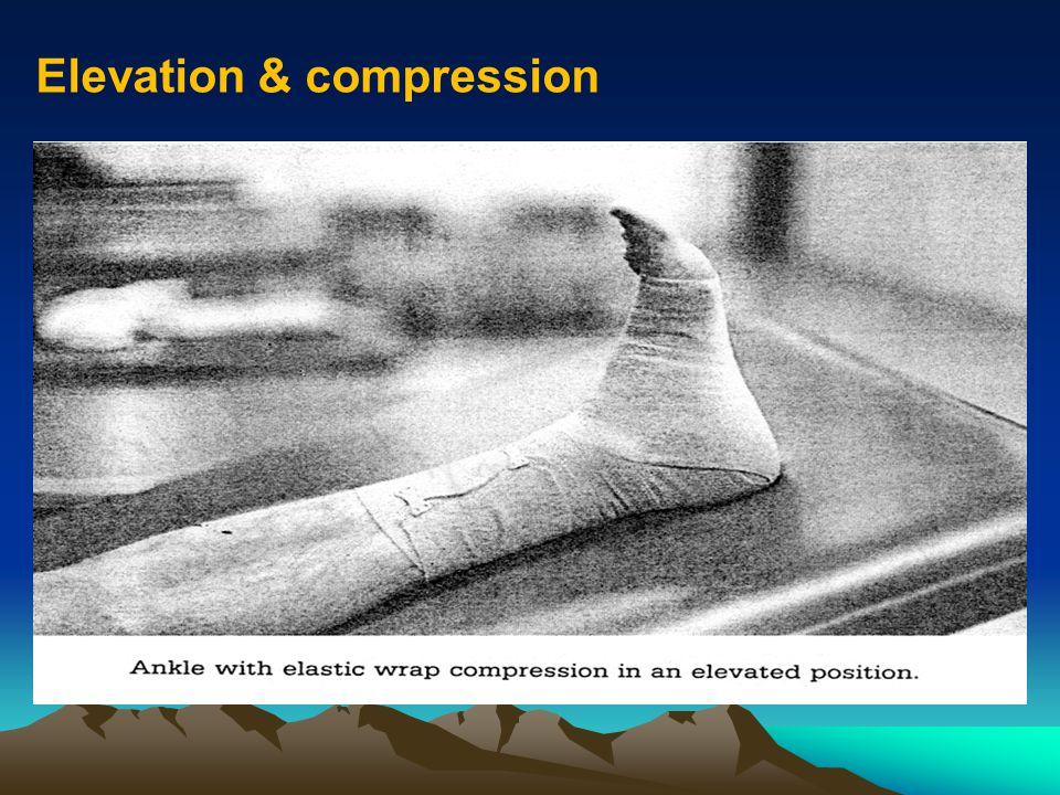 Elevation & compression