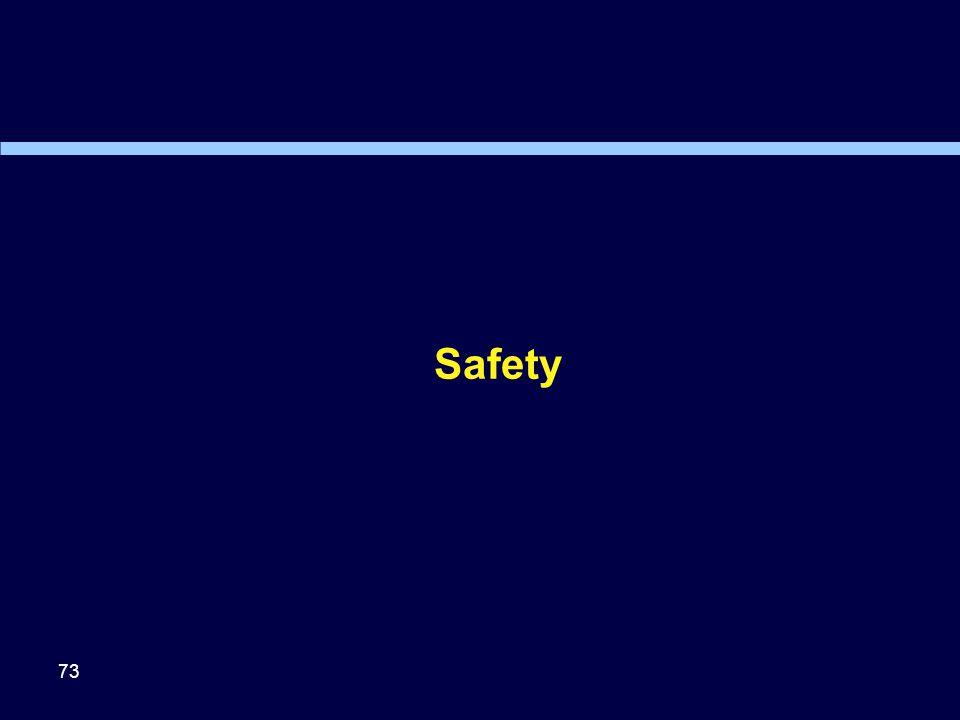 Safety 73