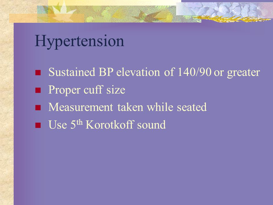 Forms of HTN in Pregnancy Gestational Hypertension Formerly called Pregnancy-Induced Hypertension No proteinuria