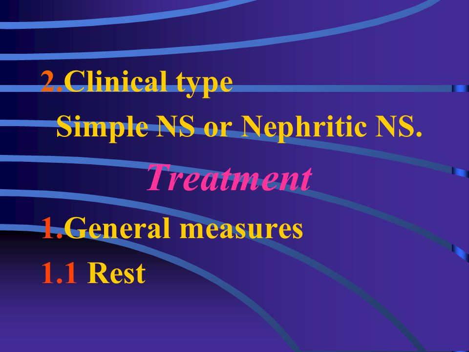 Diagnosis 1.Diagnostic standard (P 330 ): ● Four characteristics.