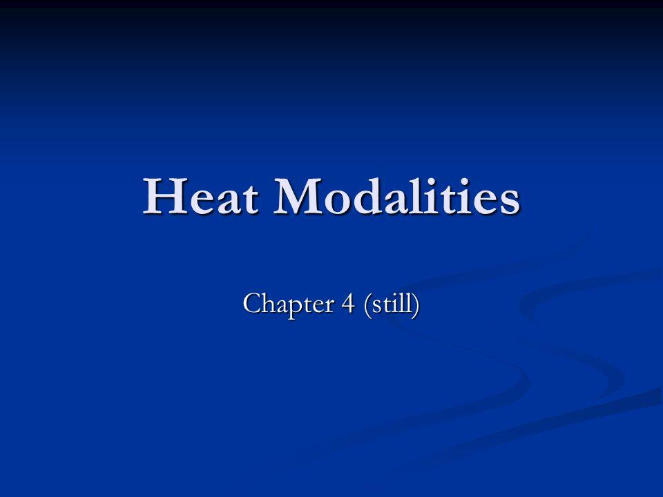 Heat Modalities Chapter 4 (still)