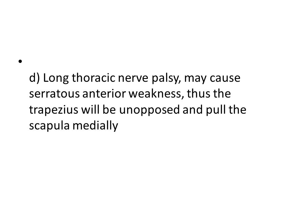 Question #15 Which of the following is not a complication of vincristine chemotherapy for cancer .