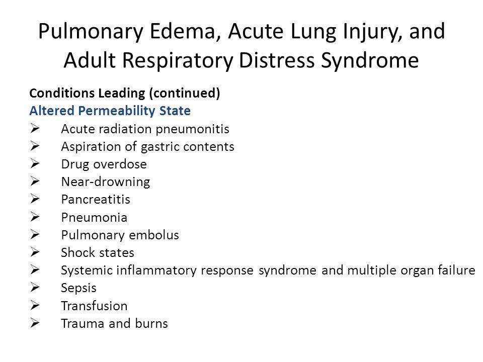 Pulmonary Embolism and Venous Thromboembolism Pulmonary embolism