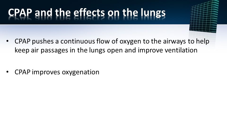 Filtration Exchange of air