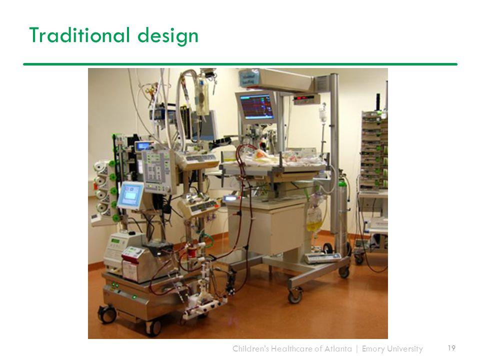 Children's Healthcare of Atlanta | Emory University Traditional design 19