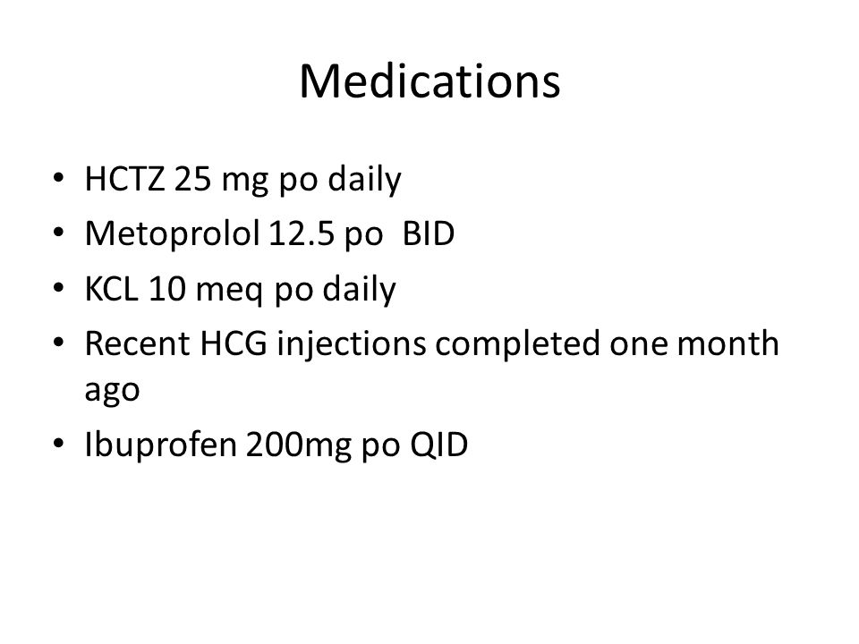 Steroid Treatment Side Effects Osteoporosis Glucose intolerance Hypertension